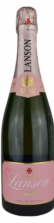 Lanson, Rose Label, Champagne, France, 750ml